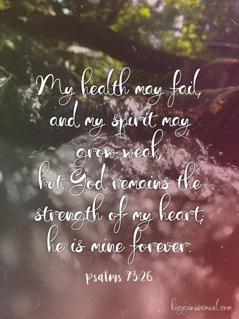 Psalms 73-26